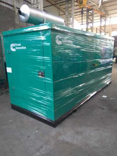 Silent Generator With AMF Panel