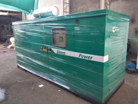 Silent Generator Set With AMF Panel