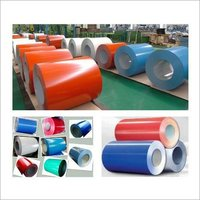 Aluminium Color Coated Coil