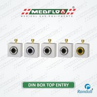 Medical Gas Outlet - Panel Mounted