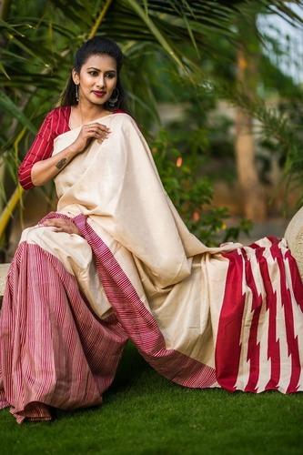 Kolkata handloom saree