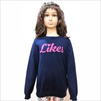 Intarsia Sweater Girl