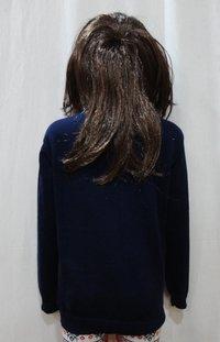 Intarsia Sweater Girl
