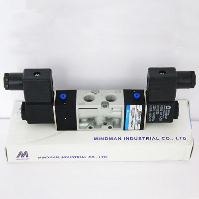 5/2 SINGLE SOLENOID MVSC-260-4E2-DC24