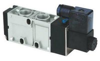 5/2 SINGLE SOLENOID MVSC-300-4E1-AC220