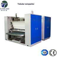 tubular compactor for cotton fabrics