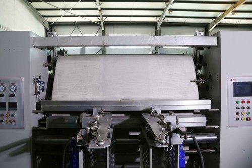 Rubber Blanket Sanforizer Machine
