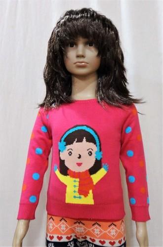 Designer Girl Kid Sweaters