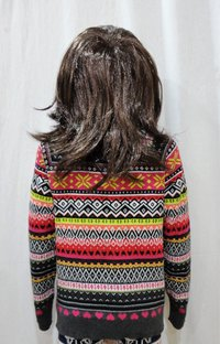 Allover Jacquard Sweater