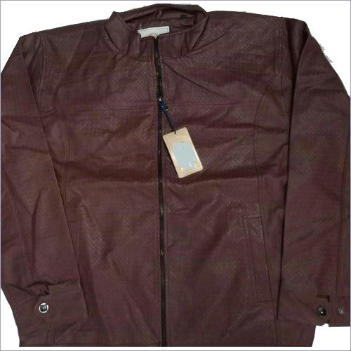 Mens Full Leather Jacket