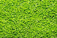 Green HDPE Blow Moulding Granules