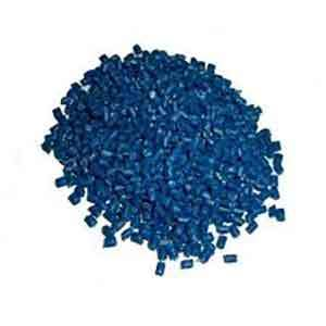Blue HDPE Blow Moulding Granules