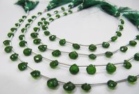 AAA Quality Natural Green Tourmaline  beads