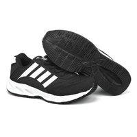 Mens Black & White Shoes