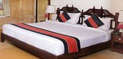Wooden bed 2