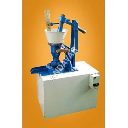 Rotary Gear Model Oil Mill Machine