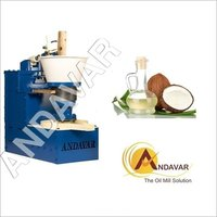Coconut Oil Making Machine