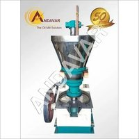 Cold Oil Extraction Machine