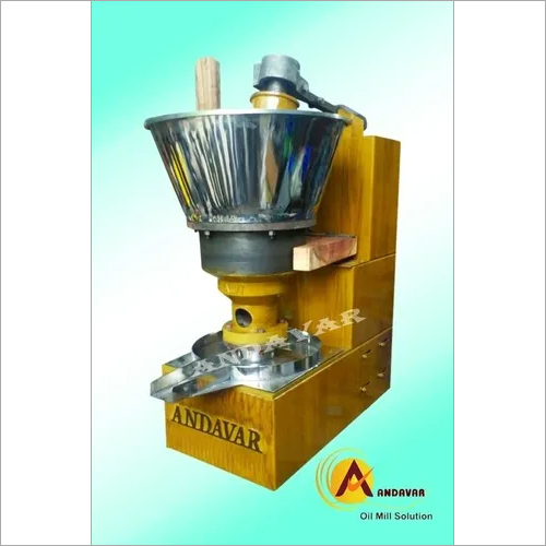 Mustard Oil Mill Machine