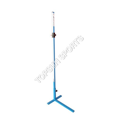 High Jump Upright Economy Steel