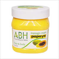 Massage Cream Papaya