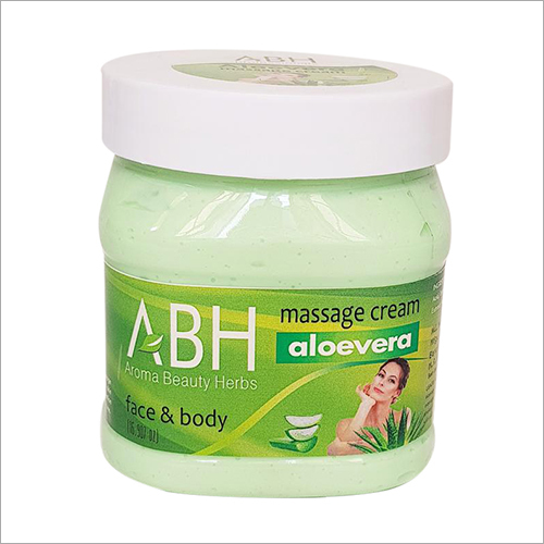 Massage Cream Aloevera