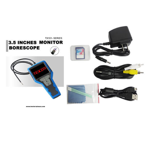 Portable Video Borescope (TX101-39)