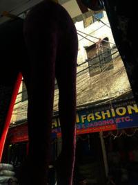 Chinese legging
