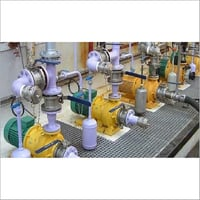 Chemical Pumps And Valves
