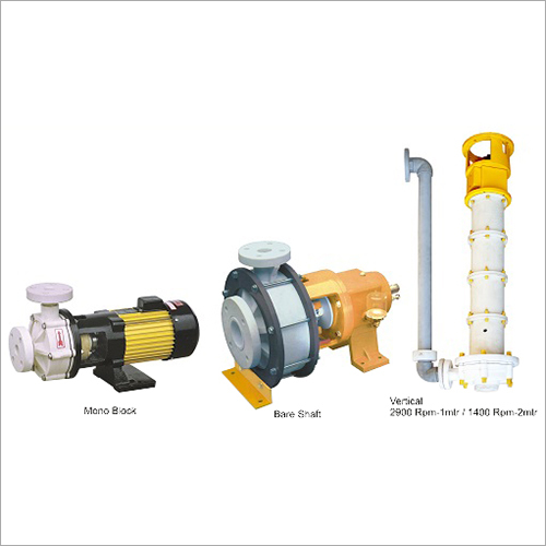 Polypropylene Centrifugal Pump