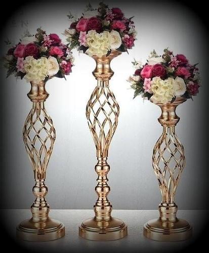 Designer Metal Flower Pots