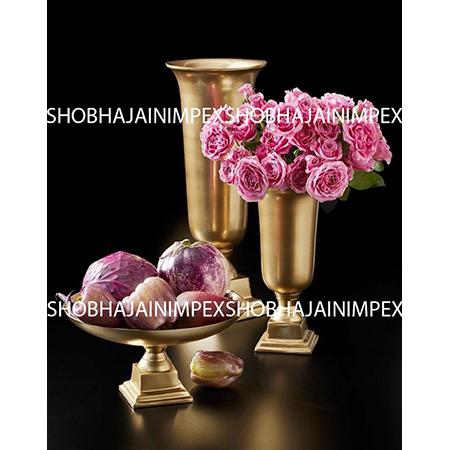 Metal Flower Pots