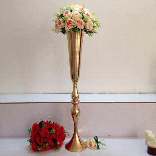 Metal Flower Pots for Wedding Decor