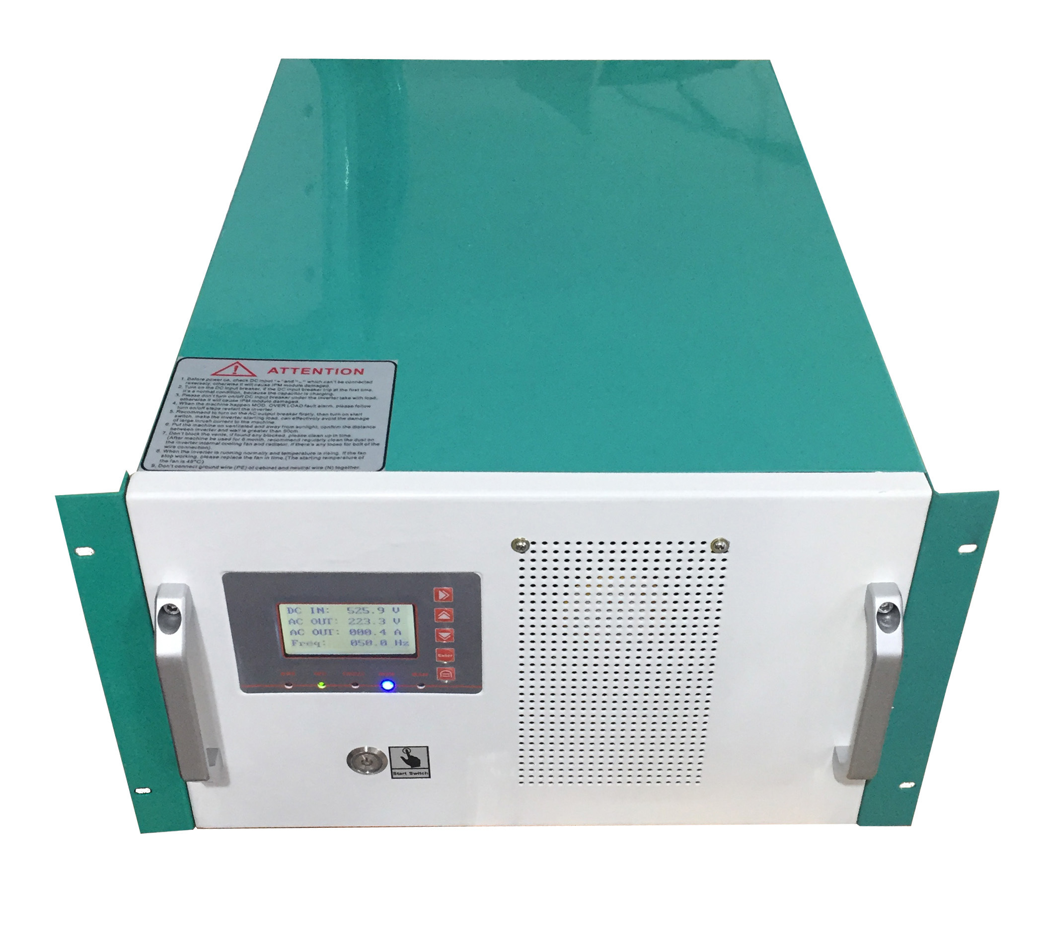 3KW, 5KW, 10KW, 12KW rack mount low frequency off grid inverter