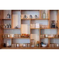 Wooden Storage Compartments