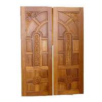 Double acting Door
