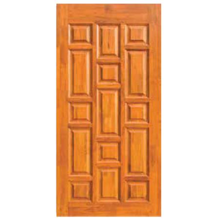 Wooden Plywood Panel Door