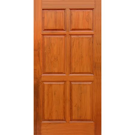 Six Panel Wooden Doors