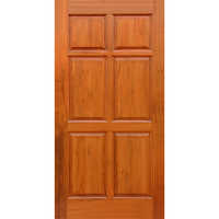 Six Panel Wooden Doors