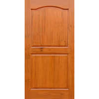 Two Panel Wooden Door