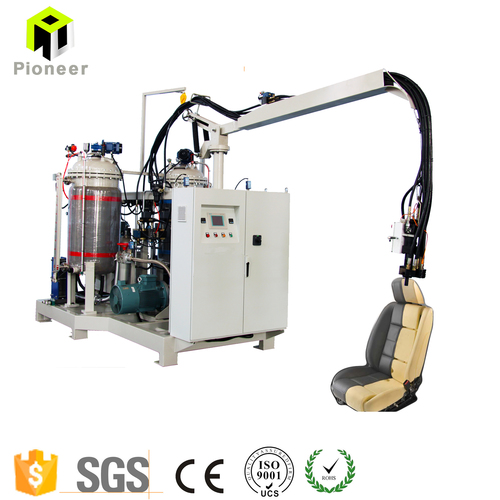 High Pressure PU Foaming Machine For Car Seat Cushion Making