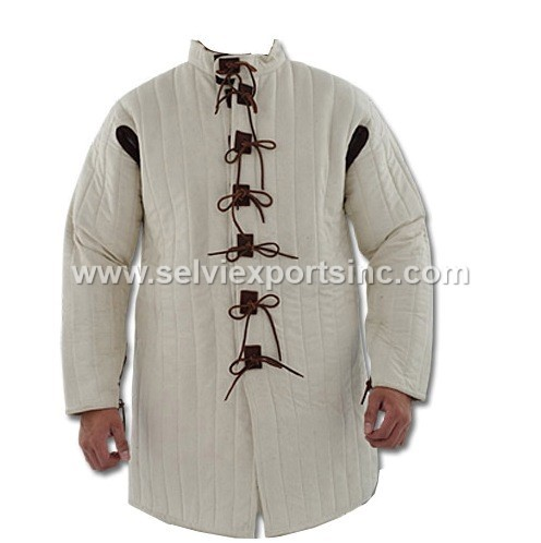 Cotton Padded Gambeson
