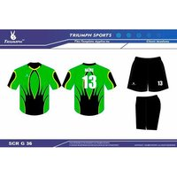 Affordable jersey & short