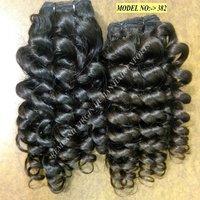 Spring Curl Human Hair