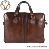 Gents Leather Briefcase