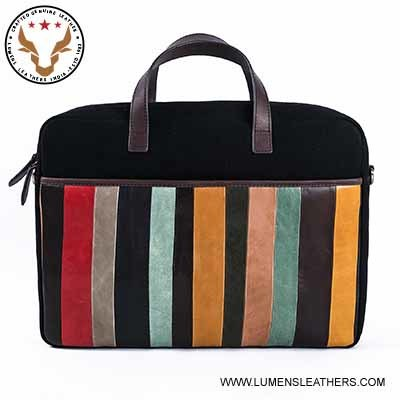 Leather Canvas Bags