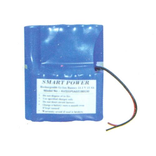 11.1 Volt 18.2Ah Li ion Battery Pack