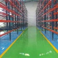Industrial epoxy coatings
