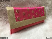 Beautiful Colorful Clutch