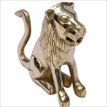 Bike Brass Lion